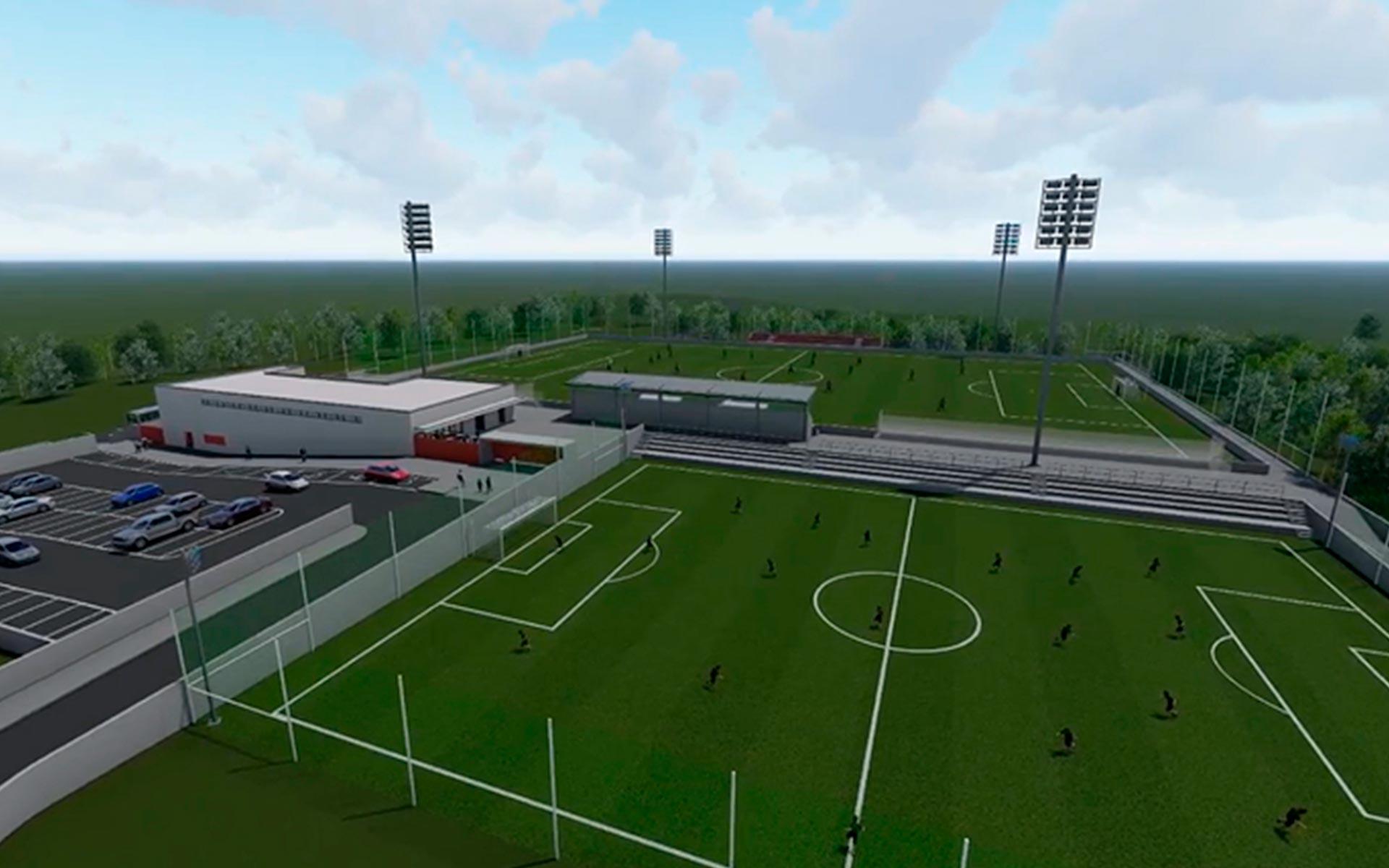 Parque Desportivo de Balasar - Póvoa de Varzim